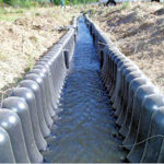 SmartDitch Semi Circular Ditch Liner